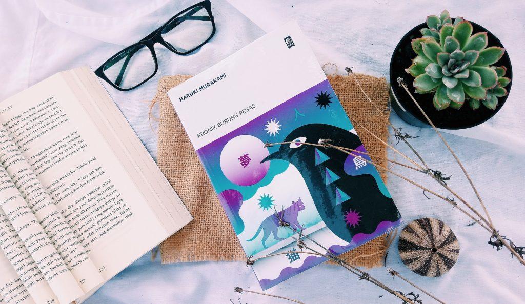 Resensi Kronik Burung Pegas karya Haruki Murakami