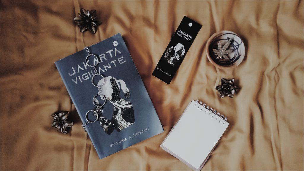 Review Novel Jakarta Vigilante karya Victoria A. Lestari