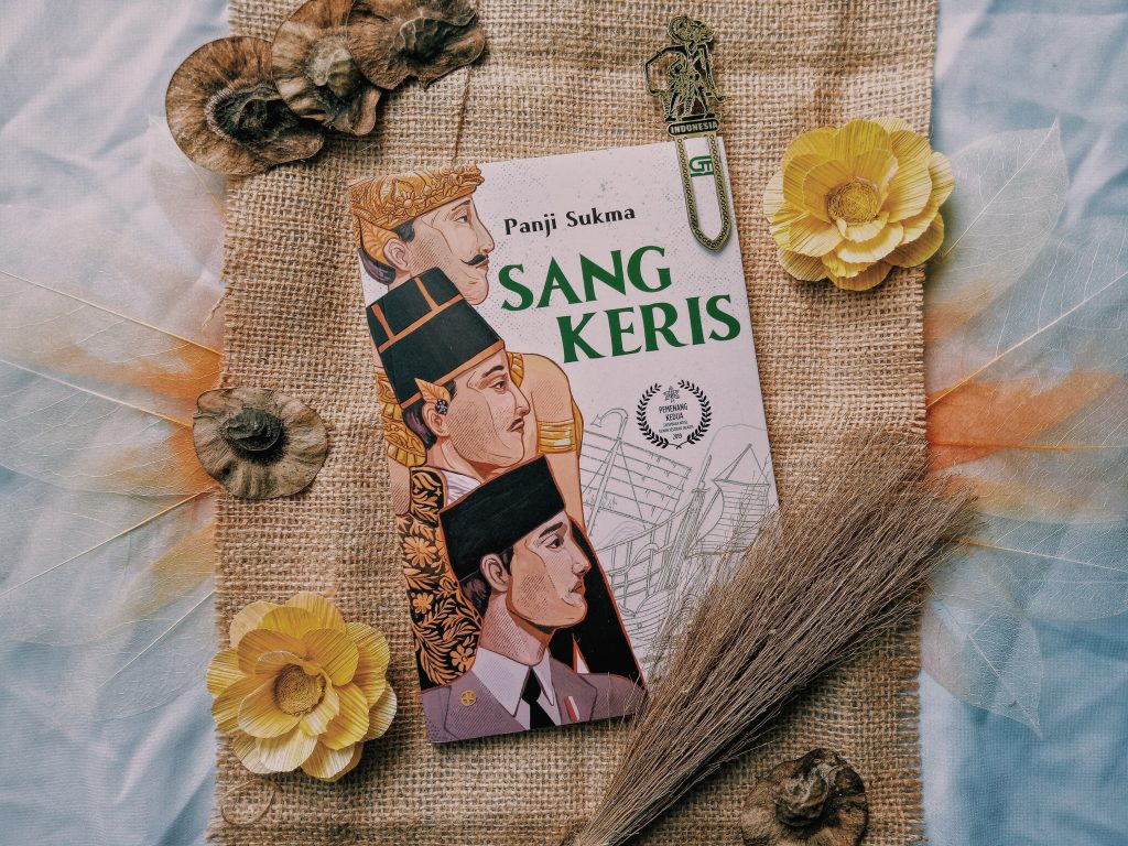 Review Novel Sang Keris karya Panji Sukma