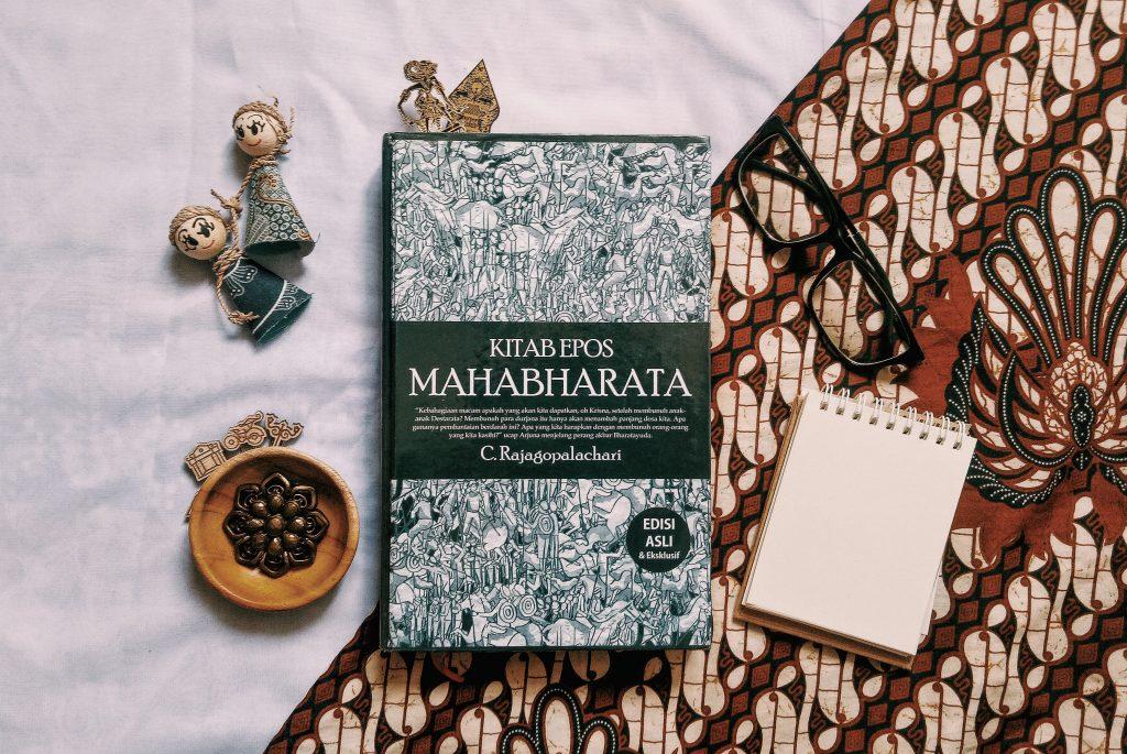 Reviewi Kitab Epos Mahabarata karya C. Rajagopalachari