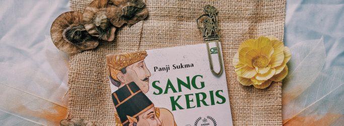 Review Novel Sang Keris karya Panji Sukma